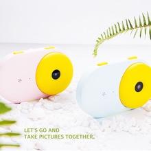 K8 Kids Toy Cameras Children Digital Camera 2 Inch LCD Screen Shockproof Travel Cute Mini Cartoon