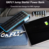 GKFLY Waterproof 28000mAh Car Jump Starter Power Bank 12V 1000A Portable Starting Device Car Charger For Petrol 8 0L Diesel 6 0L review