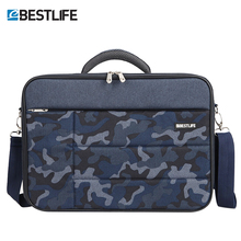 BESTLIFE  Business Travel Laptop Bag Case Men Computer Shoulder Briefcase Case Messenger Bag Handbag  Office Worker Use цена и фото