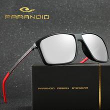 PARANOID Sunglasses Men Polarized Sun Glasse For Me