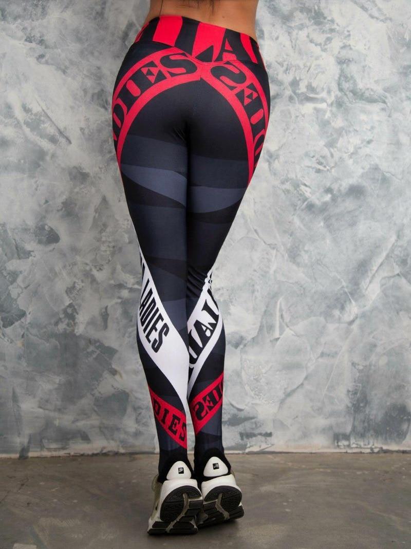Fashion Yoga Leggings 2