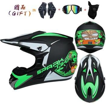 Motor Bike Cross Racing Motorcycle Helmet Safety Enduro Capacete Motorrad Cascos Downhill Bicycle Engine Cafe Racer ATV Helmets 15