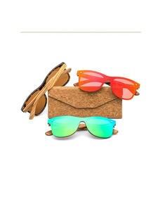Brand Designer New-Product Unique Sunglasses Mirrored-Style Rimless Polarized Women Sol