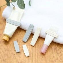 3 шт/компл ручной выдавливатель для зубной пасты тюбик зажим