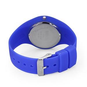 Image 5 - New Fashion Women Sports Watch Silicone Men Casual Watch Quartz Watch Clock Student Relogio MasculinoRelogioFeminino RelojMujer