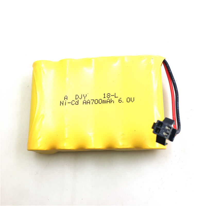 Upgraded 7.4V 500mAh 15c Battery SM Plug & USB Charging Cable For <font><b>Fy001</b></font> Fy002 RC Car Spare Parts image