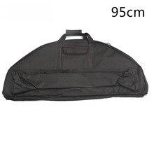 Сумка для хранения с бантом, сумка для переноски со стрелкой, держатель колчана, рюкзак для улицы, Холщовый легкий переносной