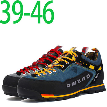 2020 Waterproof Hiking Shoes Mountain Climbing Shoes Outdoor Hiking Boots Trekking Sport Sneakers Men Hunting Trekking merrto women s outdoor hiking trekking sneakers anti skid wear resistant damping shoes camping climbing mountain travel shoes