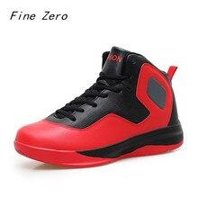 Мужские кроссовки для баскетбола, амортизирующие кроссовки для баскетбола, мужские кроссовки с высоким берцем, уличные спортивные кроссовки, дышащая Спортивная обувь