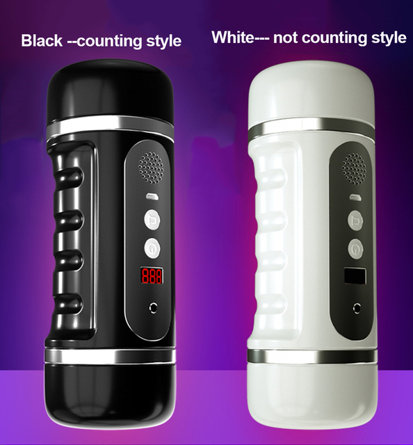 Dual Hole Oral Massager Vibrator Male Masturbation Cup Realistic Artificial Vagina Deep Throat Sucking 12 Modes Massage Toy Man 1
