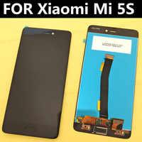 ¡Probado! Para pantalla LCD Xiaomi mi 5S mi 5S + pantalla táctil + conjunto de herramientas teléfono móvil 5,15 pulgadas Pantalla de reemplazo