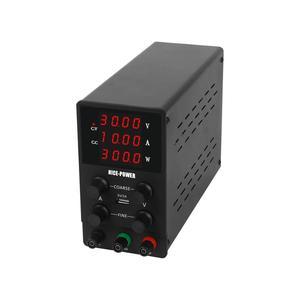 Image 5 - Новый Высокоточный лабораторный источник питания с регулируемым напряжением 30 в 10 А источник питания регулируемый регулятор напряжения и тока 30 в
