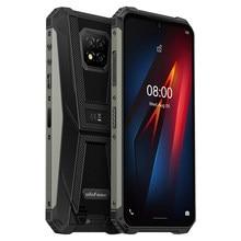 Ulefone zırh 8 Android 10 4GB + 64GB sağlam cep telefonu Helio P60 telefon octa-çekirdek 2.4G/5G WiFi 6.1 inç su geçirmez Smartphone