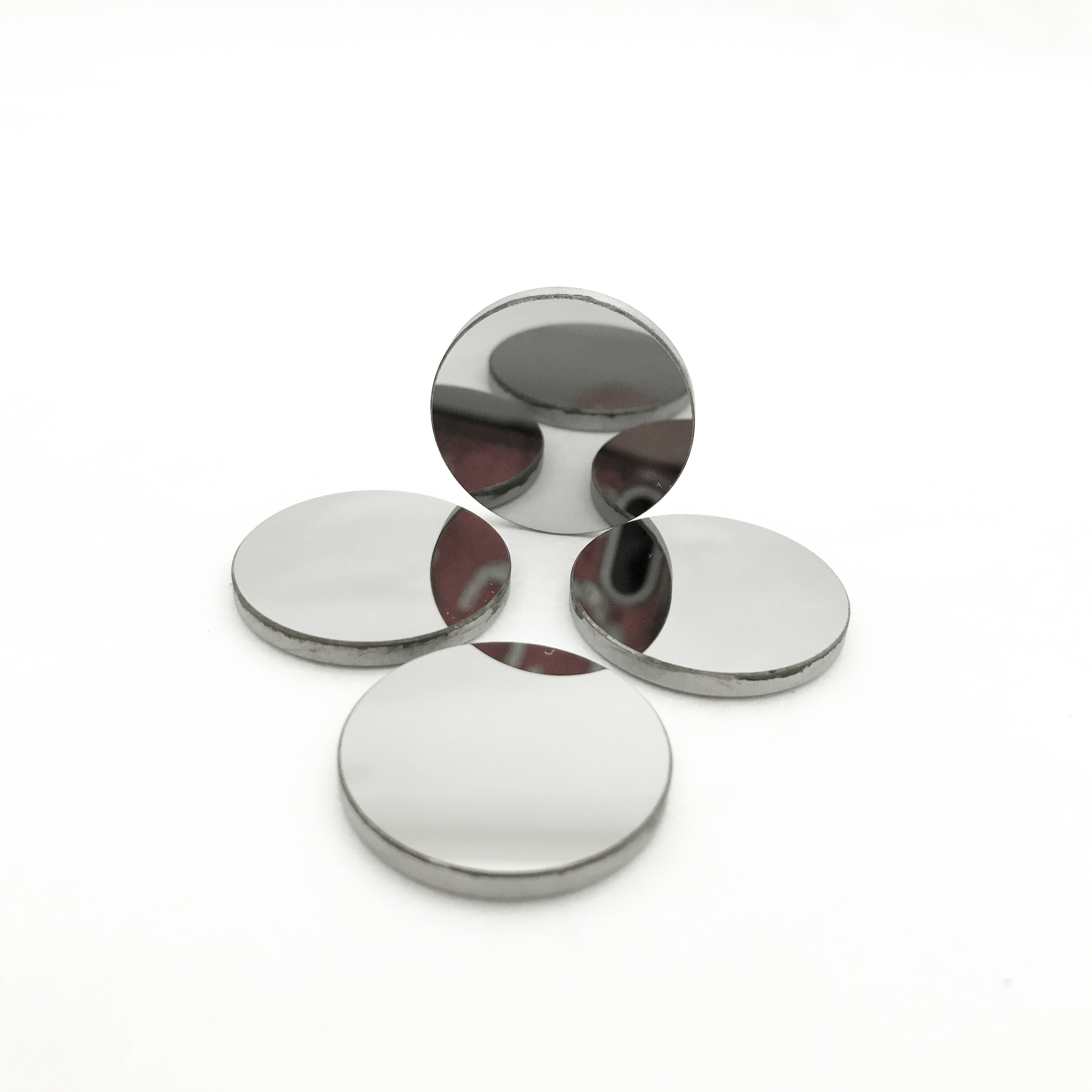Reflective Mo mirror dia 19.05 20 25 30mm thickness 3mm for CO2 laser engraving cutting machine