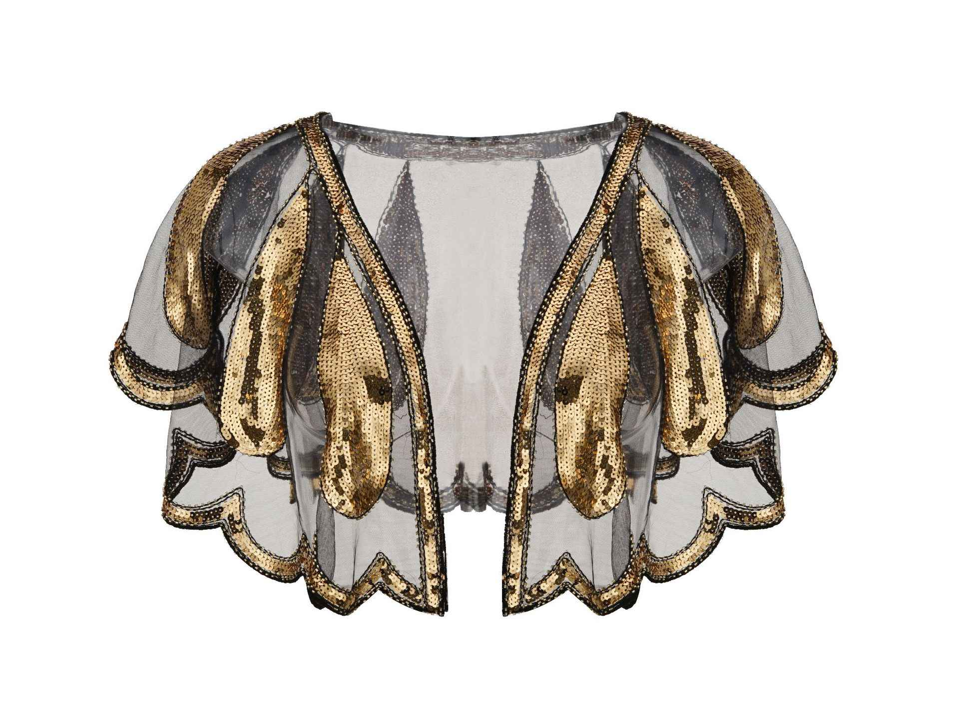 Elegante preto ouro azul vermelho nupcial xale wrap bolero feminino curto cabo lantejoulas sparking casamento jaqueta encolher chaqueta de la boda