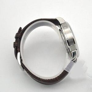 Image 5 - 42 ay fazı izle erkek hafta takvim yıl ay otomatik mekanik часы мужские механические montre homme 316L paslanmaz çelik
