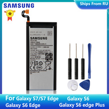 SAMSUNG Original Replacement Battery EB-BG930ABE For Samsung GALAXY S7 G9300 SM-G9300 Authentic Built-in Phone Battery 3000mAh original eleaf ijust s starter kit 3000mah built in battery 4ml ijust s tank ec