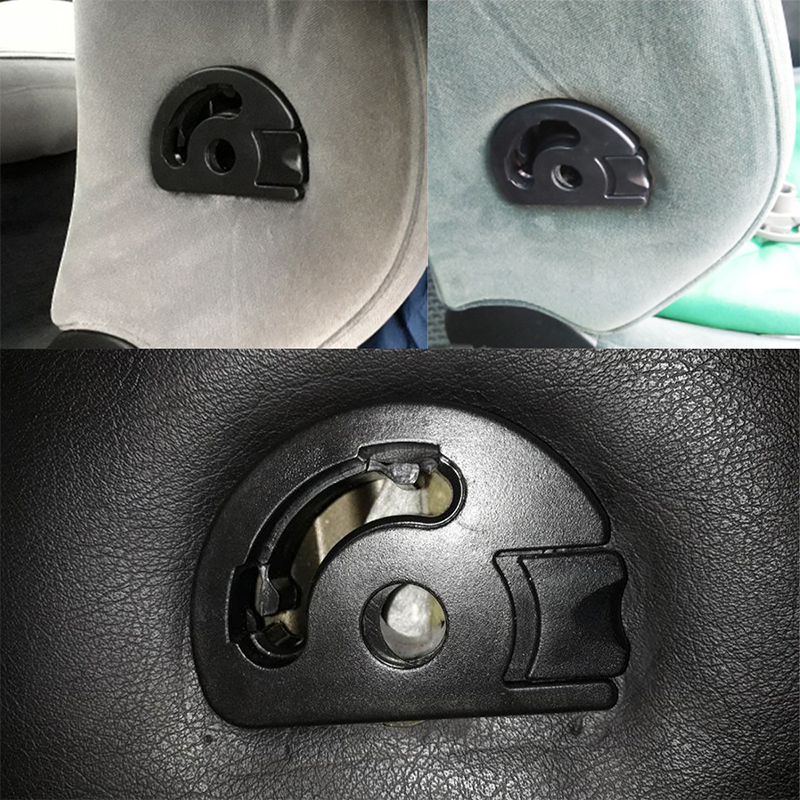 ESPEEDER Seat Adjustment Plastic Mount Bracket Front Left Side <font><b>Armrest</b></font> Bracket Adjustment For <font><b>Peugeot</b></font> 307 Picasso Triumph <font><b>408</b></font> image