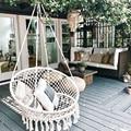 Flow Swing swing hanging chair hanging basket cradle indoor home for home balcony|  -