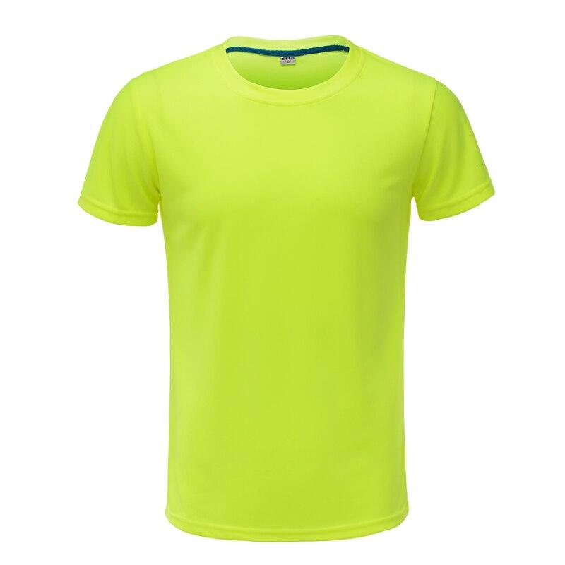 2019 New Child Summer Short Sleeve T-Shirt Boys Girls Running Shirts Solid T Shirt Tops Tee Kids Clothes 8 Colors 2XL
