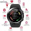 North Edge Smart Watch GPS Bluetooth Phone Call Smartwatch Men Women IP67 Waterproof Heart Rate Blood Pressure Monitor Clock