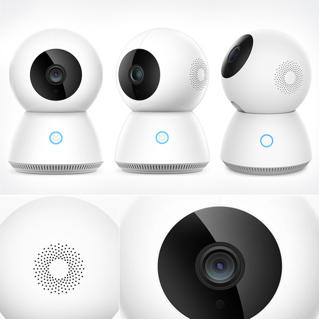 Xiaomi Mijia Xiaobai Smart Camera Enhanced Edition AI control 1080p Smart Web IP Cam 360 View Baby Monitor 4