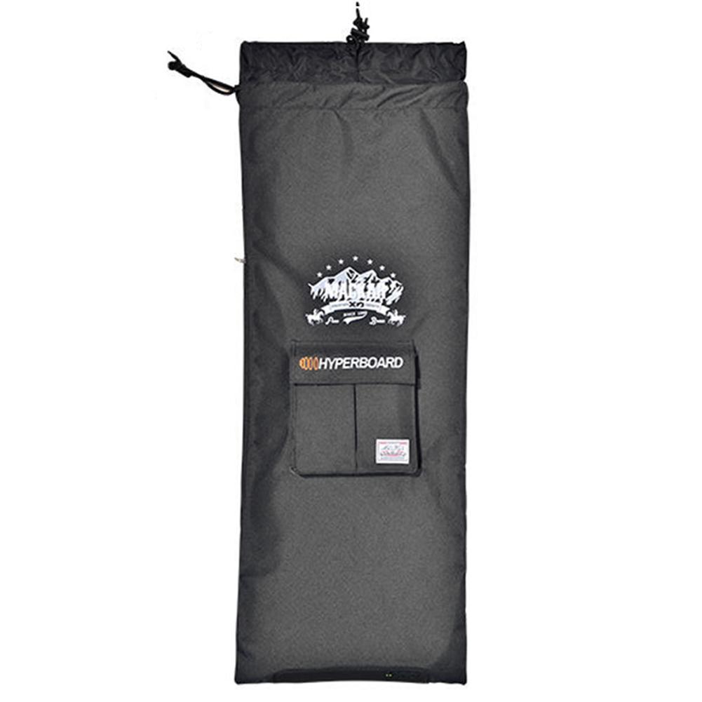 Professional Electric Skateboard Bag Shoulder Double Rocker Electric Drawstring Bag Skateboard Backpack Multifunctional Design