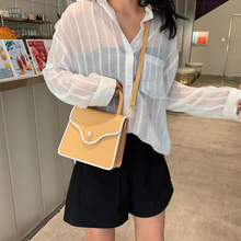 Mini Fashion Style Shoulder Bag Adjustable Strap Casual Small Square High Quality Wild Ladies Simple Messenger