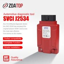 SVCI J2534 Diagnose Werkzeug forMazda für F ord IDS für VCM Besser ELS27 ELM327 VCM2 Unterstützung Online Modul