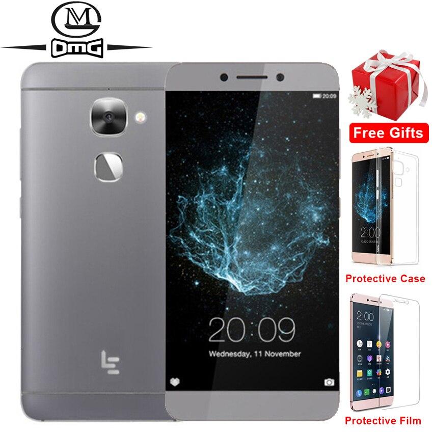LeEco LeTV Le 2X520 4G Smartphone 3GB RAM 64GB ROM Snapdragon 652 Octa Core Android 6.0 téléphone portable 16mp 3000mAh téléphone portable