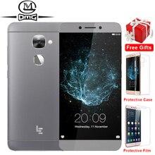 Leeco letv le 2x520 4g 스마트 폰 3 gb ram 64 gb rom 금어초 652 옥타 코어 안드로이드 6.0 휴대 전화 16mp 3000 mah 핸드폰