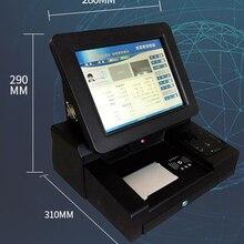 Паспортный сканер ID сканер все в одной системе управления гостями