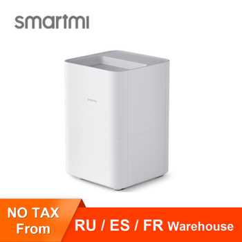 Original Smartmi Humidifier 2 No Smog For Home Air Damper Aroma Diffuser Essential Oil Mist Maker Mi Home APP Control