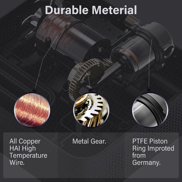 70mai compresseur dair Lite 12V 70mai portable électrique voiture pompe à Air Mini compresseur pneu gonfleur Auto pneu Pumb