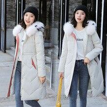 Cotton Clothes Women, Medium and Long Sized Cotton Clothes, Fashion Loose Cotton-padded Jacket, Cotton Coat цена 2017