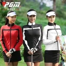 Cardigan Jacket Windbreakers Golf-Clothing Womens Windproof Ball Long-Sleeve Slim Leisure
