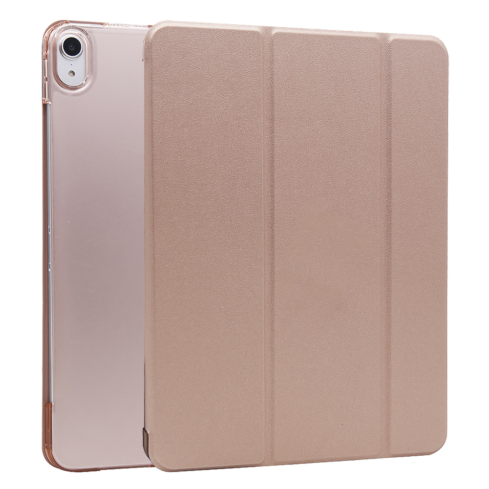 Rose gold White For iPad Air 4 10 9 Inch Flip Stand Case Protective Cover Auto Wake Up Sleep