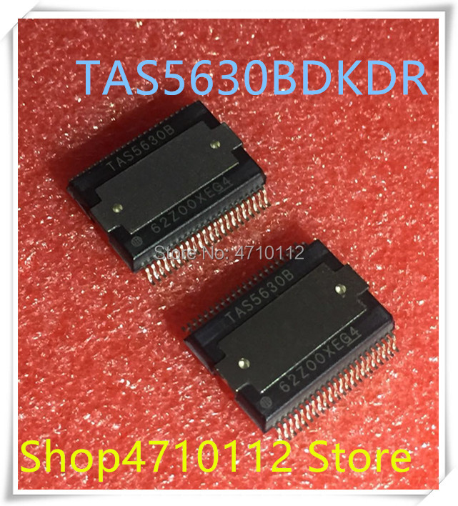 NEW 1PCS/LOT TAS5630DKDR TAS5630DKD TAS5630BDKDR TAS5630B TAS5630 HSSOP44 IC