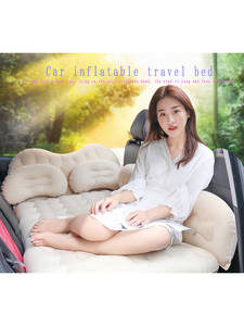 Travel-Mattress Air-Inflatable-Bed with Pump Car-Back-Seat-Cover Top-Selling High-Quality