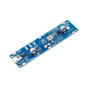 Image 3 - 5V/12V 18650 Lithium Battery Boost Step Up Module Charge Discharge the Same Time UPS Protection Board Charger Circuit Li ion