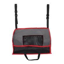Дополнительные параметры автомобиля сетчатый карман сумки держатель