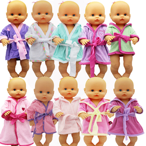 Leisure Warm Pajamas Clothes Fit 35 cm Nenuco Doll Nenuco y su Hermanita Doll Accessories