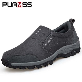 Men Casual Shoes Outdoor Loafers Sneakers 2019 New Fashion Comfortable Walk Men Casual Loafers Shoes Men Zapatos De Hombre