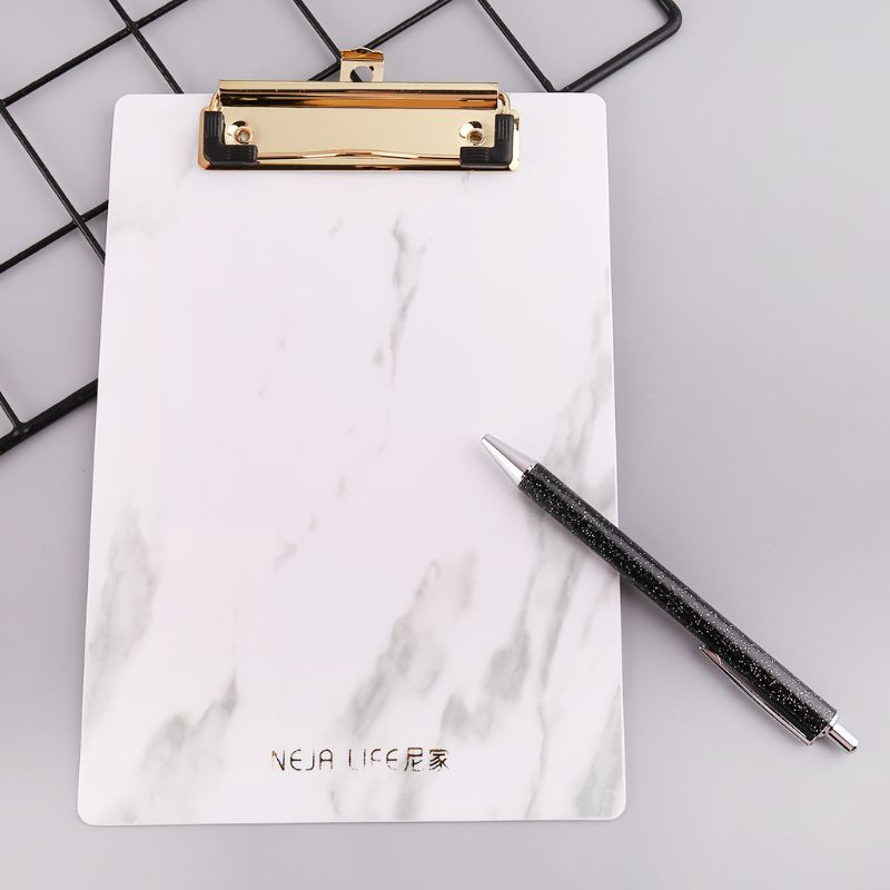 A4/A5 Clipboard Writing Pad File Folders Document Holder School Office Stationery Supply