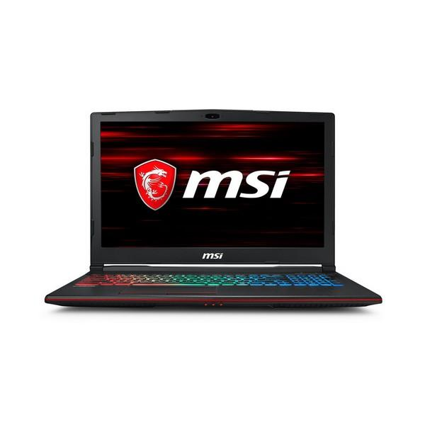 Gaming Portable Computer MSI GP63-665XES 15,6