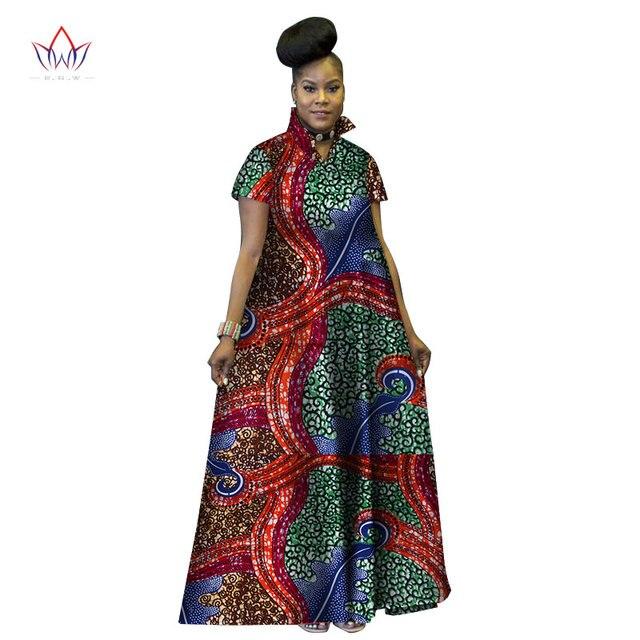 африканское длинное бальное платье с принтом базеновое роскошное фотография