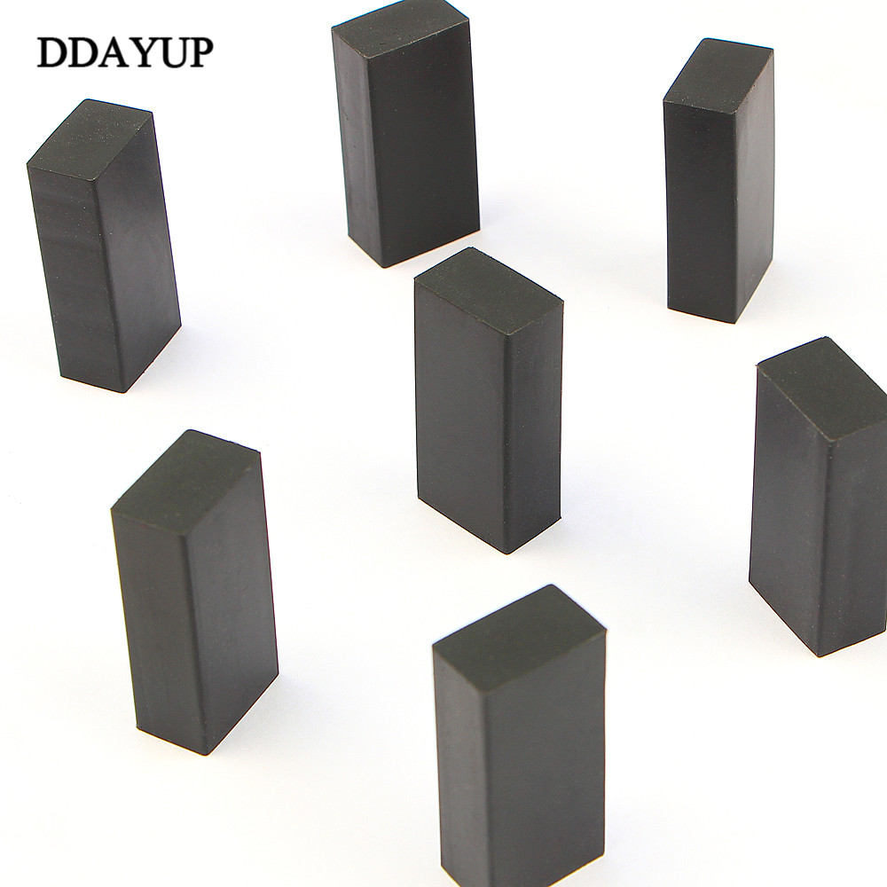 3Pcs/bags 2B Black Pencil Rubber Erasers Drawing Art Eraser Students Stationery School Office Correction Supplies