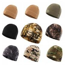 Sombreros de lana cálidos Unisex, gorros tácticos militares clásicos de invierno y otoño para exteriores, a prueba de viento, senderismo, pesca, ciclismo y caza, 1 unidad