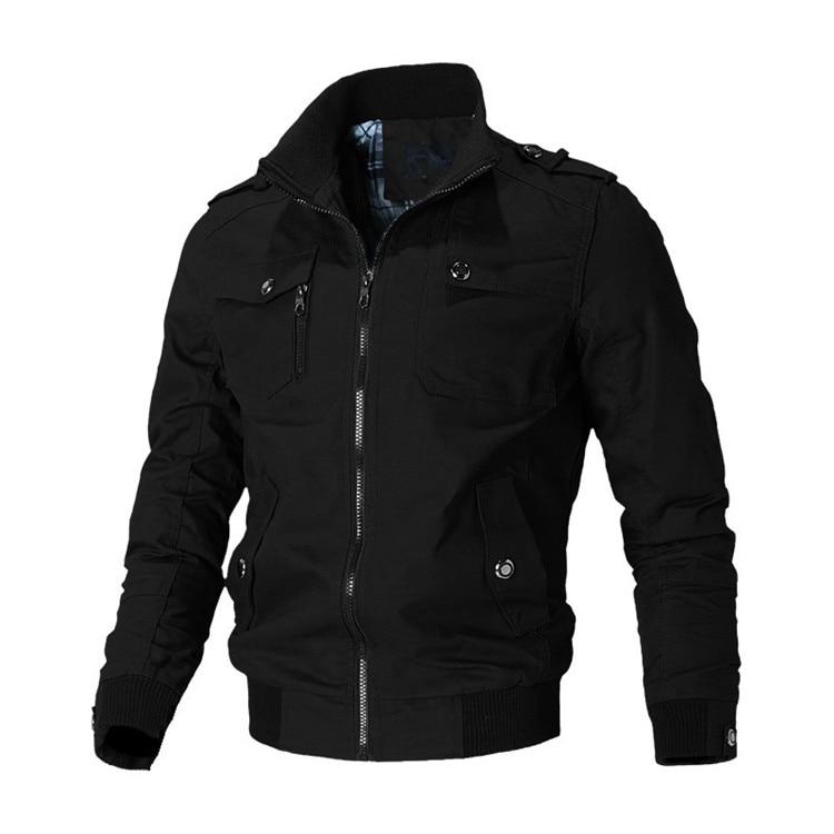 H4cbb3041ddfc4279a403ecc1eddea0250 Mountainskin Casual Jacket Men Spring Autumn Army Military Jackets Mens Coats Male Outerwear Windbreaker Brand Clothing SA779
