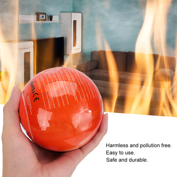 Fire Extinguisher Ball 0.5KG Easy Throw Harmless Fire Extinguisher Ball Stop Fire Loss Tool Safety fire extinguisher shaped land line telephone